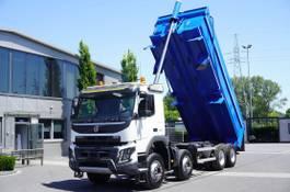 tipper truck > 7.5 t Volvo 410 , E6 , 8X4 , Tipper 20m3 , retarder , low cab , I-SHIFT 2016
