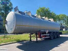tank semi trailer semi trailer Magyar Chemie 32550 Liter 2003
