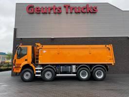 tipper truck > 7.5 t Iveco Trakker 8X8 KIPPER/TIPPER 2017