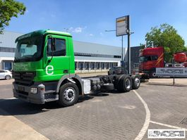 chassis cab truck Mercedes-Benz Actros Steel/Air - EPS 3 pedals - Airco 2004
