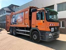 garbage truck Mercedes-Benz Actros Schörling 3 R II Zöller 2301 2021