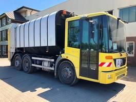 garbage truck Mercedes-Benz 2629 Faun Rotopress 520 Zöller 2301 2009