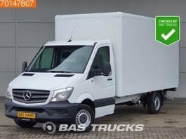 closed lcv Mercedes-Benz 316 CDI Bakwagen Laadklep Airco Euro6 Mooie auto A/C 2018