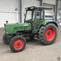 farm tractor Fendt Farmer 106S Turbomatic 1978