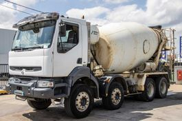 concrete mixer truck Renault Kerax DCI+STETTER 2006