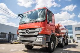 concrete mixer truck Mercedes-Benz Actros AS - MP3 +KIPHYDR.+ LIEBHERR 10 m3 2008