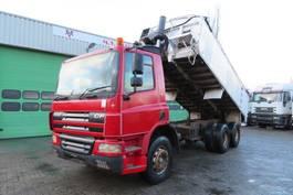tipper truck > 7.5 t DAF CF 75 .310 6x4 RHD Manual (FULL SPRING SUSPENSION) 2003