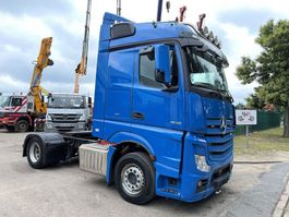 cab over engine Mercedes-Benz Actros RETARDER - EURO 6 - *636.000km* - 315/60R22.5 - STREAMSPACE - VERY NICE TRUCK - BE PAPERS 2014