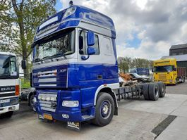 chassis cab truck DAF XF 105 2013