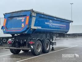 tipper semi trailer Schmitz Cargobull Kipper Standard 25m³ 2016