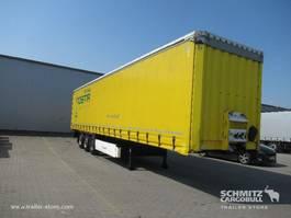 sliding curtain semi trailer Krone Auflieger Curtainsider Standard 2013