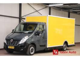 closed lcv Renault 2.3 dCi LOWLINER Bakwagen VERKOOPWAGEN 2016