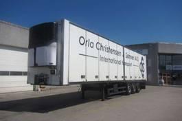 refrigerated semi trailer Schmitz Cargobull 33 pl. 2008