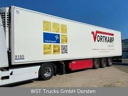refrigerated semi trailer Krone Tiefkühl , Thermoking SL200e 2,70m Strom/Diesel 2011