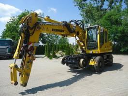 crawler excavator Liebherr A900C ZW Zweiwegebagger TOP! 2014