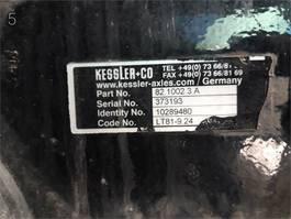 axle equipment part Kessler Liebherr LTM 1400-7.1 Axle 5