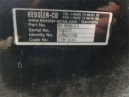 axle equipment part Kessler LTM 1400-7.1 Axle 6