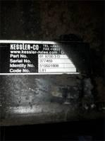 axle equipment part Kessler LTM 1400-7.1 Axle 7