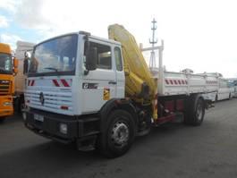 tipper truck > 7.5 t Renault G 1993