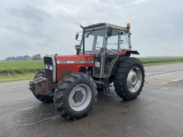 farm tractor Massey Ferguson 365 1990
