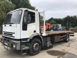 car transporter truck Iveco 180E30 **6CYL-FRENCH TRUCK-WINCH** 1999