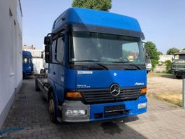 chassis cab truck Mercedes-Benz Atego 1523 Mech.pump engine 1999