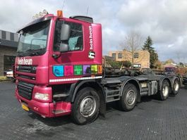 container truck DAF FAC85.410CF 8x2 MANUEL 2008