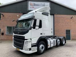 cab over engine Volvo FM 6X2 Globetrotter 665.800KM! NL Truck 2014