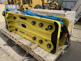 jaw crusher equipment part Overige SOOSAN SB121 2.5 Ton Hammer *BRAND NEW* with extra spare parts 2019