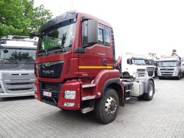 cab over engine MAN TGS 4X4H EURO6 2014