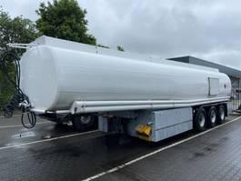 tank semi trailer semi trailer LAG 3 axle Tanktrailer 40.000 Liter 1991