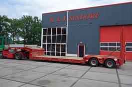 lowloader semi trailer Faymonville STBZ-24 2001
