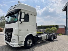chassis cab truck DAF XF Fan Low km!! 2019
