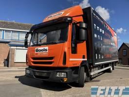 other trucks Iveco Eurocargo ML80EL 16/P - 7490KG - gesloten bak met klep DE 2015