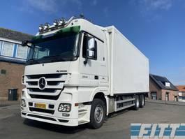 refrigerated truck Mercedes-Benz Actros 2536 6x2, koel/vries, 496.000 KM !!!! 2009