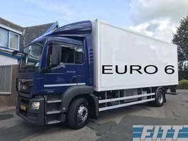 refrigerated truck MAN TGM 18 TGS 19.320 Euro6 koeler 96BDL5 solo 2013