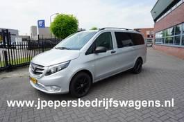 closed lcv Mercedes-Benz 116 CDI Lang / Dubbele cabine / 9G-Tronic automaat / Navigatie / Airco /... 2019