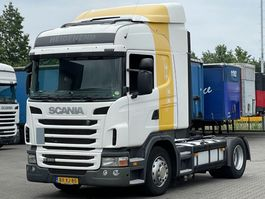 cab over engine Scania G EURO 5 HIGHLINE AD BLUE 2011