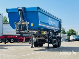 tipper semi trailer Schmitz Cargobull Kipper Standard 25m³ 2017