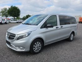 taxi bus Mercedes-Benz Vito 114 Cdi L Tourer  Sitz-/Liege Kombi AHK 2019