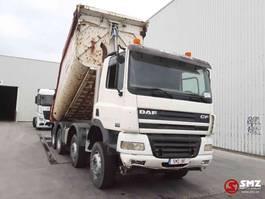 tipper truck > 7.5 t DAF CF 480 2003