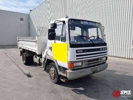 platform truck DAF 1000 1989