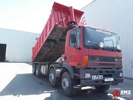 tipper truck > 7.5 t DAF CF 380 E2 manual 2000