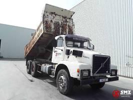 tipper truck > 7.5 t Volvo N grandponts big axles 1989