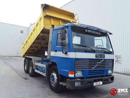 tipper truck > 7.5 t Volvo FL big axle grand ponts pompe manual 1997
