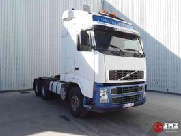 cab over engine Volvo FH16 Lames/steel BIG axle 2004