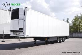 refrigerated semi trailer Schmitz Cargobull SKO 24L - FP 45 Carrier Vector 1550 DoubleDeck 2016
