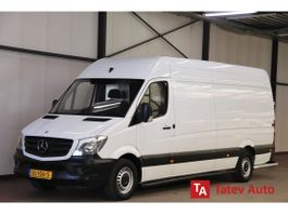 closed lcv Mercedes-Benz 2.2 CDI L3H2 POSTNL MET SCHAPPEN 2015