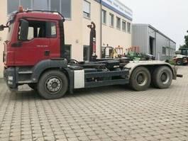 container truck MAN TGS 26 6x4 BB TGS 26.440 6x4 BB Klima/eFH. 2008