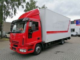 closed lcv Iveco 75E17, Koffer, Euro3, Blatt/Luft, LBW 2006